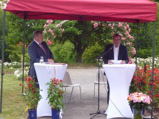 Die Rede des Oberbürgermeisters der Stadt Essen, Thomas Kufen